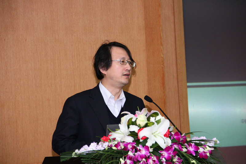 Speech by Vice-President Zhaohui Wu