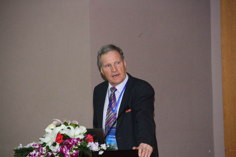 Speech by Prof. Frank Steglich