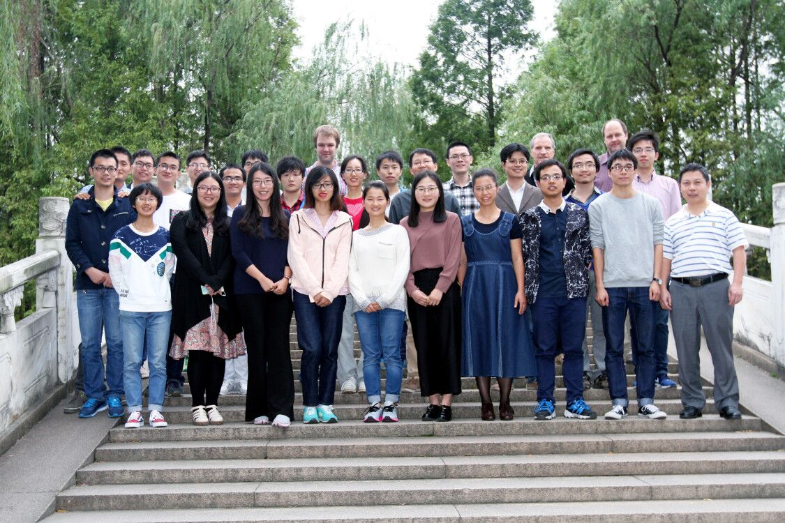 Group Photo in Zijingang Campus